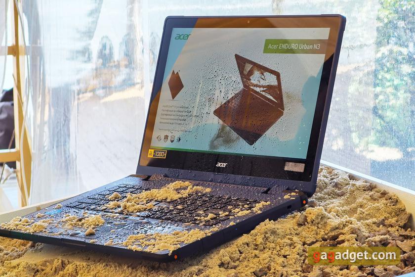 Новые ноутбуки Acer Swift, ConceptD, Predator и защищённые ENDURO в Украине-2