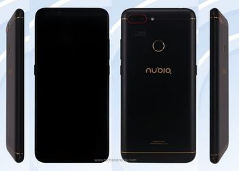 Unknown smartphone Nubia NX617J appeared in TENAA and Geekbench
