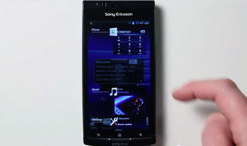 Вот он какой Sony Ericsson PSP Xperia Play с …