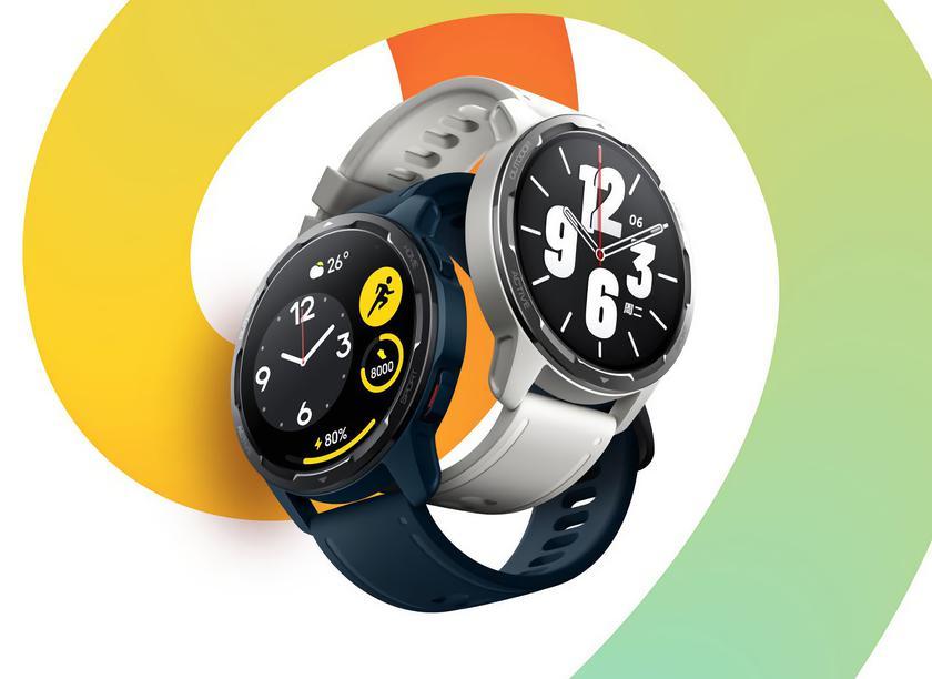 Смарт-часы Xiaomi Watch Color 2 покажут на презентации смартфона Xiaomi Civi