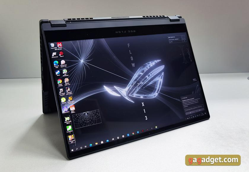 Игровой ультрабук-трансформер ASUS ROG Flow X13: первые впечатления-5