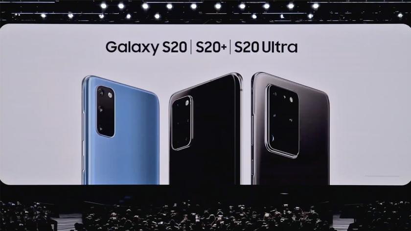 Недешево: сколько будут стоить флагманы Samsung Galaxy S20, S20+ и S20 Ultra в Украине