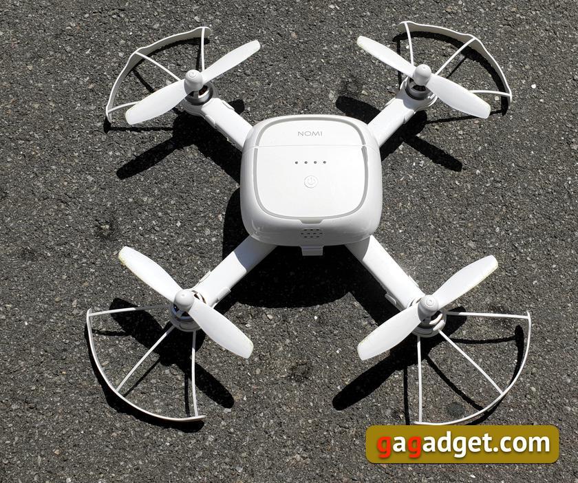 Обзор Nomi X1: что умеет дрон за 10 000 гривен-15