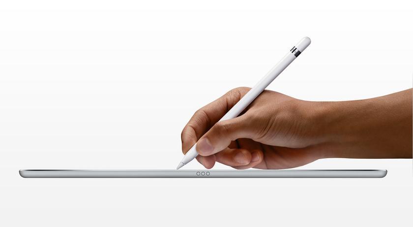 Новый iPhone впервые получит поддержку стилуса Apple Pencil