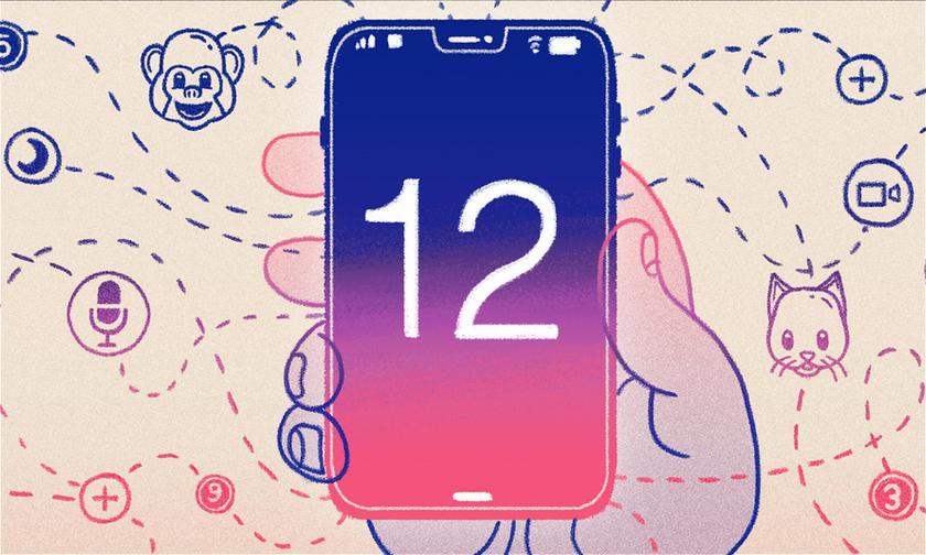 Apple представила iOS 12: поддержка стареньких устройств, новые Memodji, ARKit 2.0 и групповые звонки в FaceTime