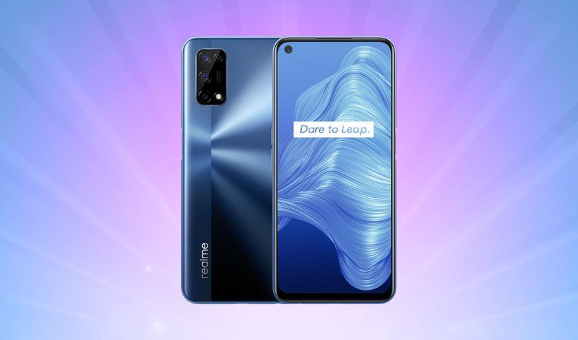Realme 7 5G можно купить на AliExpress за $199