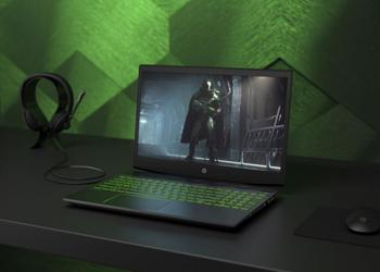 HP announced a gaming laptop Pavilion Gaming Laptop