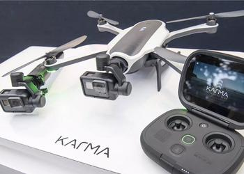 GoPro stops the production of drones, dismisses employees and thinks about selling