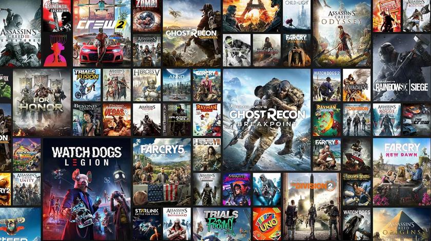 Ubisoft выпустит пять ААА-игры доапреля 2021 года, включая новые Rainbow Six иWatch Dogs