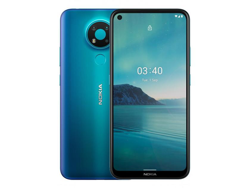 Бюджетный смартфон Nokia 3.4 начал обновляться до Android 11