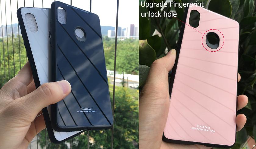 Жесткий чехол на Xiaomi Redmi Note 5
