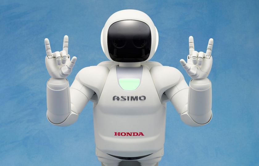 Honda отправила андроида Asimo на пенсию. На его место придут другие