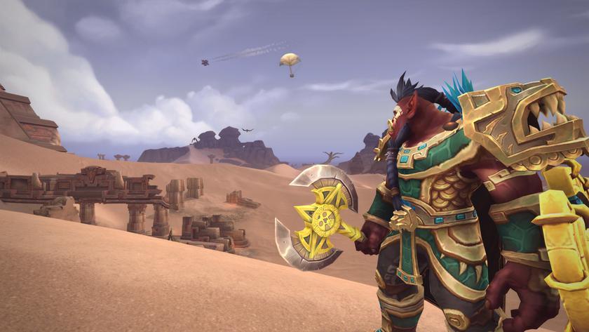 Blizzard рассказала обизменениях PvP исистемы талантов вWorld ofWarcraft: Battle for Azeroth