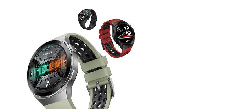 Huawei Watch GT2e: более дешевая версия смарт-часов Huawei Watch GT2 з