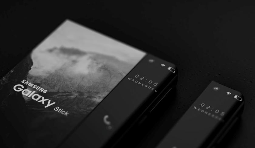 Galaxy Fold уже устарел: Samsung готовит смартфон с«растягивающимся дисплеем»