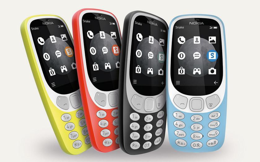 Новая Nokia 3310 — теперь с поддержкой 3G и на 20 евро дороже