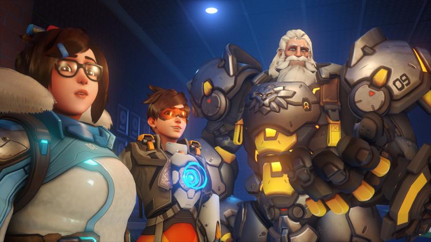 Blizzard встряхнет Overwatch сэкспериментальным режимом иеженедельным баном героев