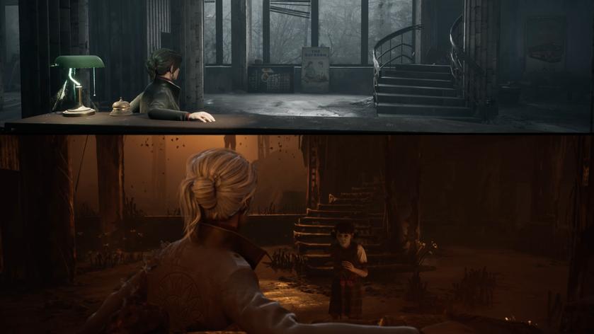 Первый геймплей The Medium: мистического хоррора нового поколения спутешествиями поизмерениям