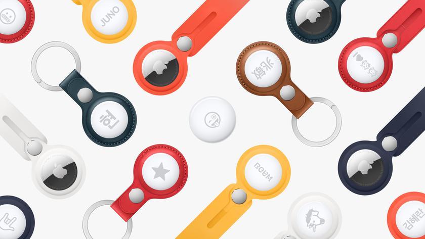 Свершилось! Apple представила трекер AirTag для поиска потерянных вещей по цене Samsung Galaxy SmartTag
