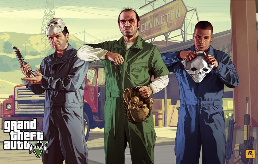 Опасаемся заGTA 6: изRockstar уходит сооснователь исценарист серии Grand Theft Auto