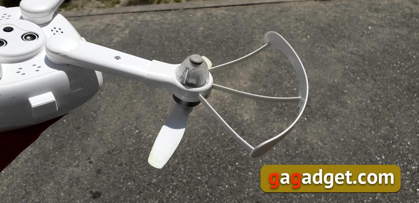Обзор Nomi X1: что умеет дрон за 10 000 гривен-18
