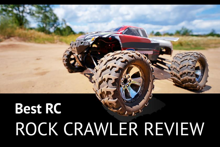 Best RC Rock Crawler Review 2020