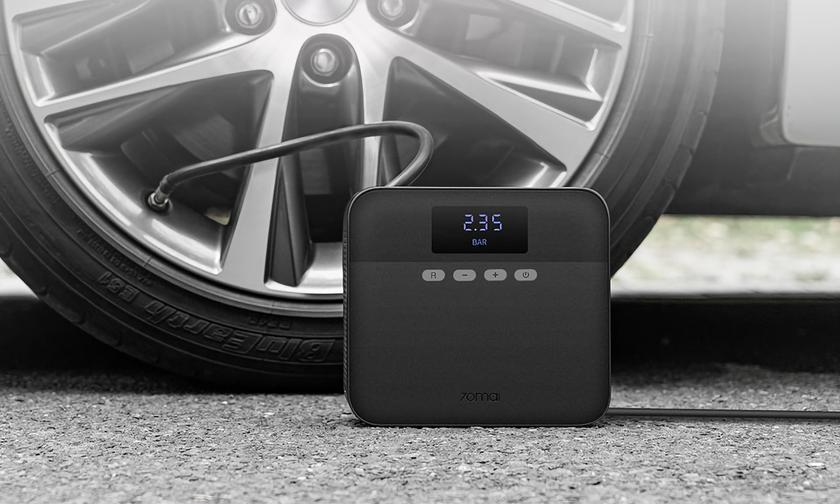 70mai Air Compressor Lite (Midrive TP03): портативный автомобильный  компрессор за $37 | gagadget.com