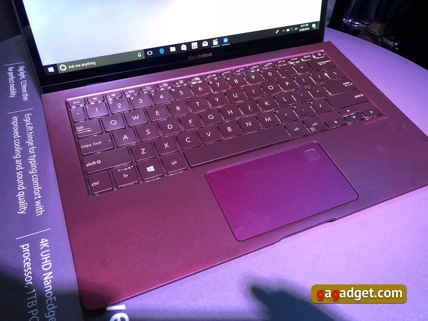 Computex 2018: новые ноутбуки ASUS своими глазами-12