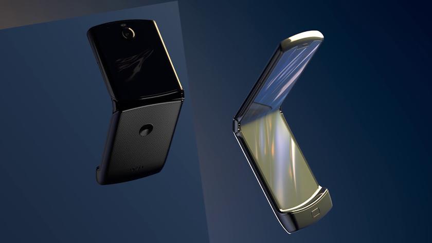 У складного смартфона Motorola RAZR будут складки и неровности на экране, но «это нормально»