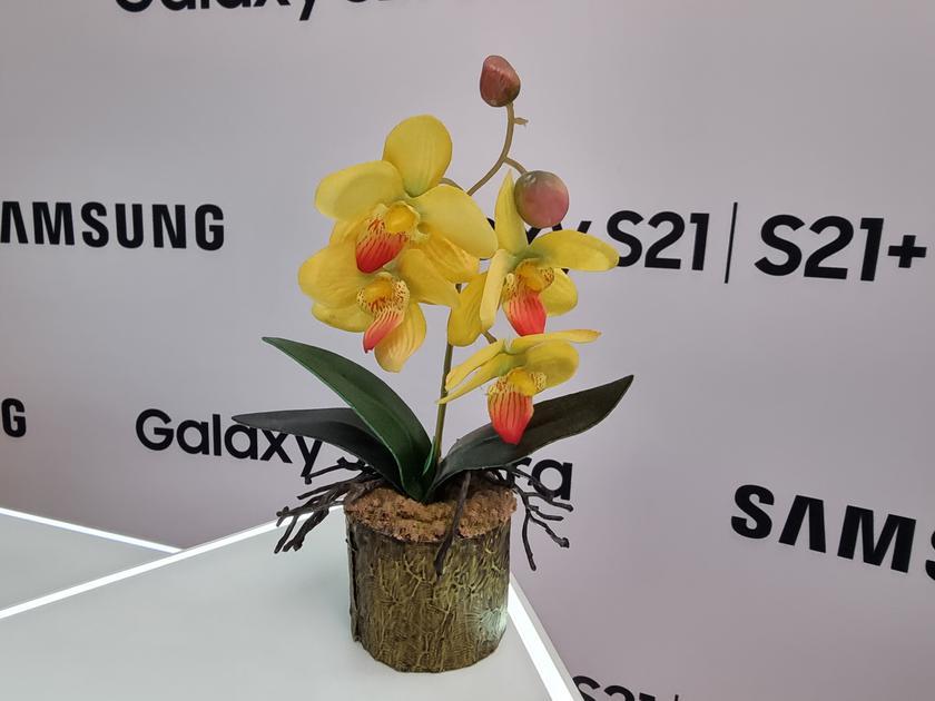 Флагманская линейка Samsung Galaxy S21 и наушники Galaxy Buds Pro своими глазами-38