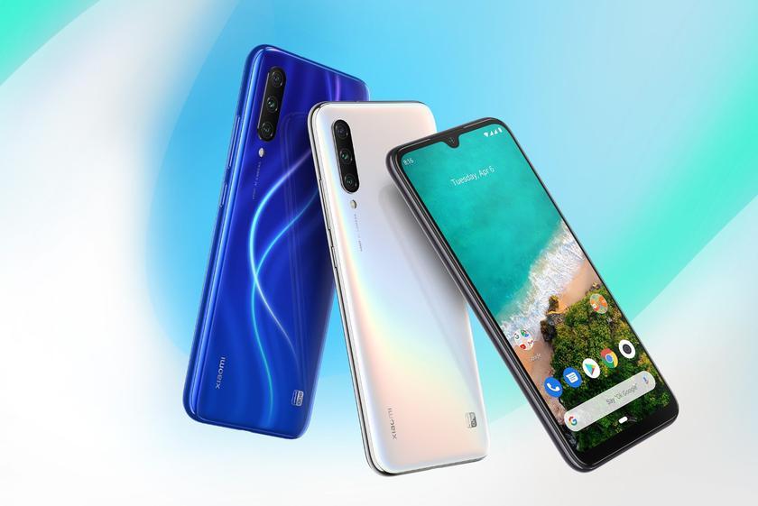Обновление Android 10 для Xiaomi Mi A3 снова задерживается