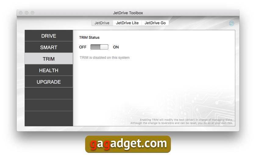 Бюджетная модернизация MacBook Pro с помощью SSD-накопителя Transcend JetDrive 825-22