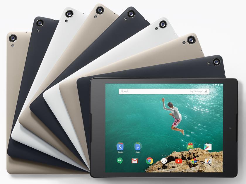 Google передумал прощаться с Android-планшетами