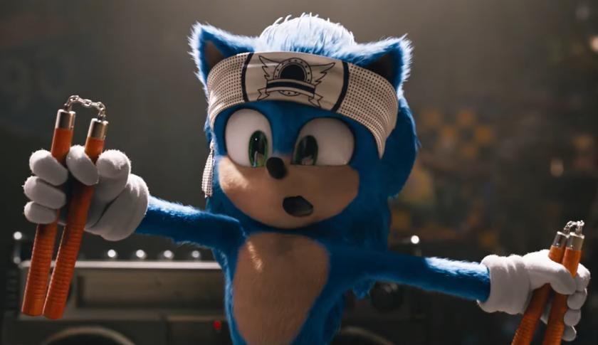 Фанаты счастливы: Paramount показала улучшенный дизайн Соника вновом трейлере Sonic The Hedgehog