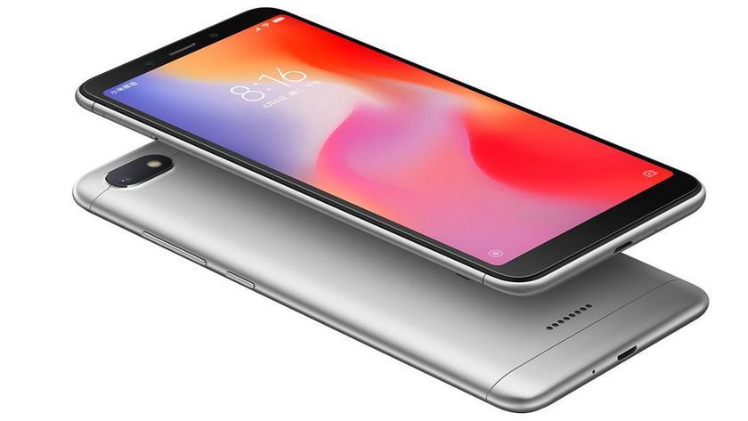 Анонс Xiaomi Redmi 6 и Redmi 6A: доступные смартфоны с «высоким» экраном на чипах MediaTek-2