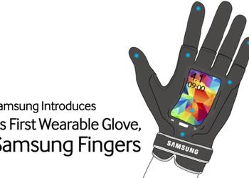 Samsung Fingers: