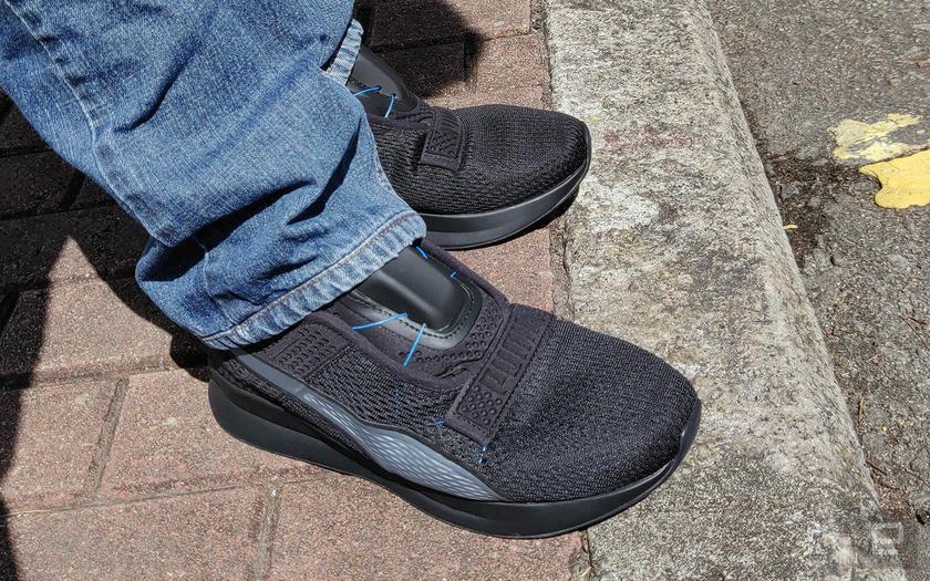 Puma тоже представила кроссовки с автоматической шнуровкой и ... 7ebec22fcac
