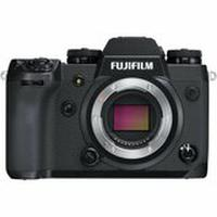 Фотоаппарат FUJIFILM X-H1 body Black (16568743)