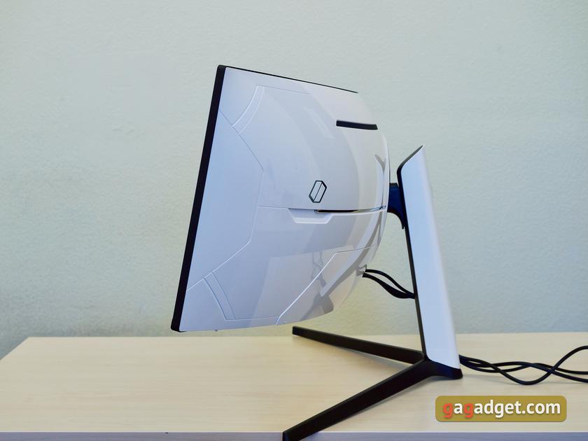 Обзор Samsung Odyssey G9: первый в мире геймерский монитор с радиусом изгиба 1 метр-50