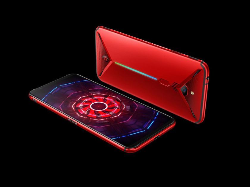 Nubia тестирует 80-ваттную быструю зарядку на новом смартфоне Red Magic 5G