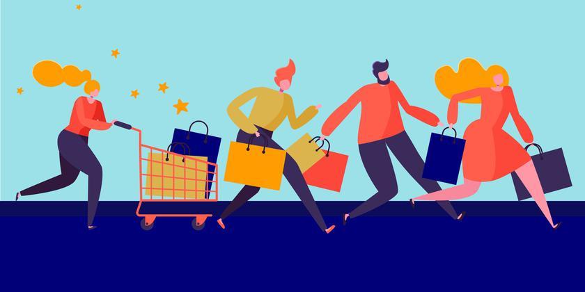 Украина — вторая в мире по темпу роста заказов на AliExpress и в ТОП-10 по продажам