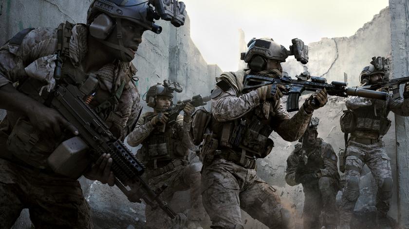 Из-за бага вCall ofDuty: Modern Warfare, игрок попал накарту неанонсированной «королевской битвы» (видео)
