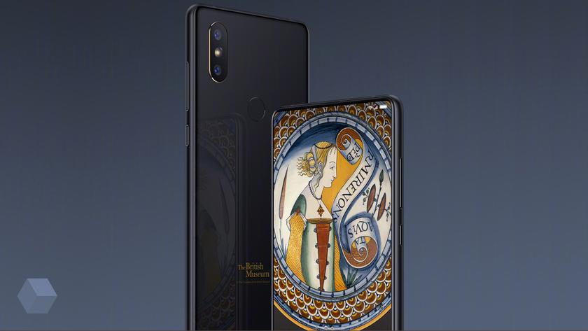 Xiaomi produced exclusive Mi Mix 2S Art Special Edition for art lovers