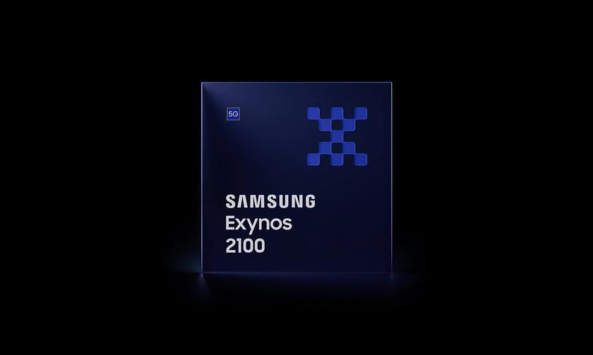 Samsung представила новый процессор Exynos 2100 для флагманов Galaxy S21