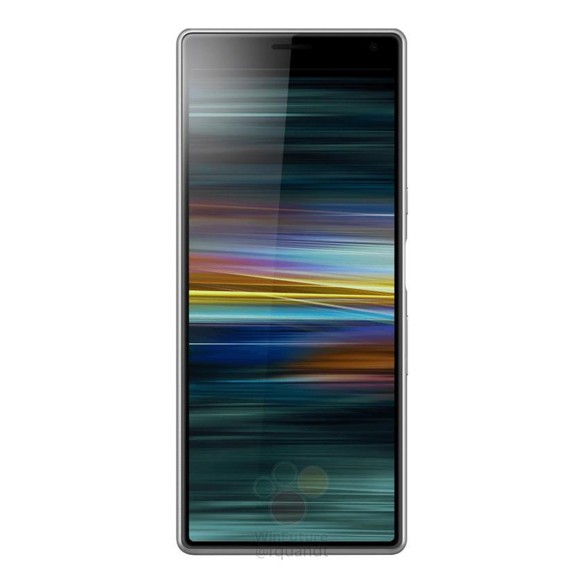 Вот так выглядит Sony Xperia XA3 (Ultra) с экраном 21:9 и двойной камерой-4