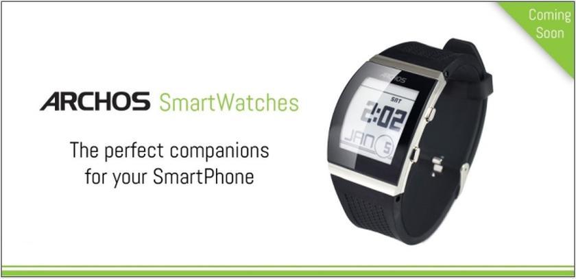 """Archos привезет на CES 2014 дешевые смарт-часы и гаджеты для """"умного"""" дома"""