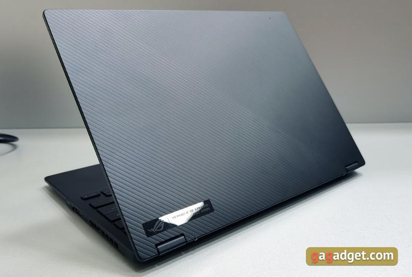 Игровой ультрабук-трансформер ASUS ROG Flow X13: первые впечатления-4