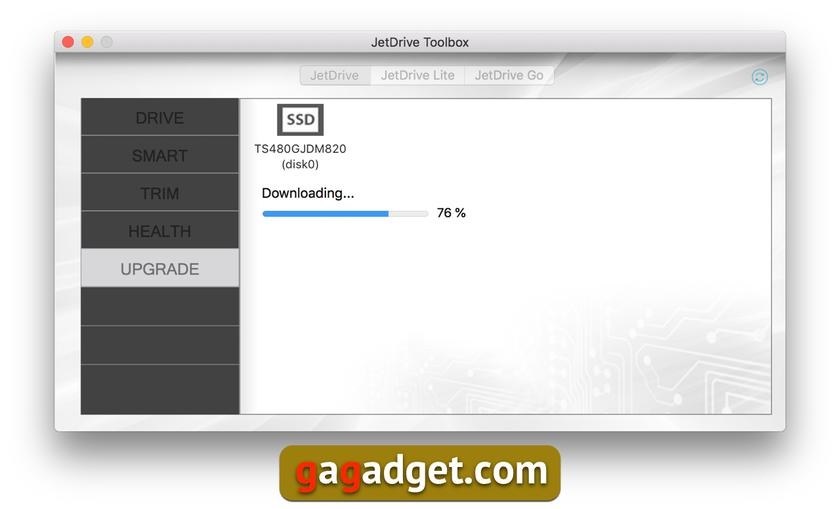 Бюджетная модернизация MacBook Pro с помощью SSD-накопителя Transcend JetDrive 825-25