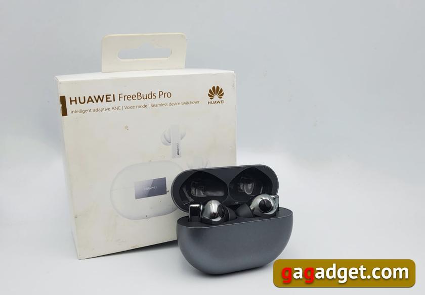 Обзор Huawei FreeBuds Pro: чем способны удивить внутриканальные TWS-наушники с шумоподавлением