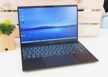 Обзор ASUS ZenBook 13 UX325EA: Intel Tiger Lake и рабочий день без подзарядки в компактном корпусе